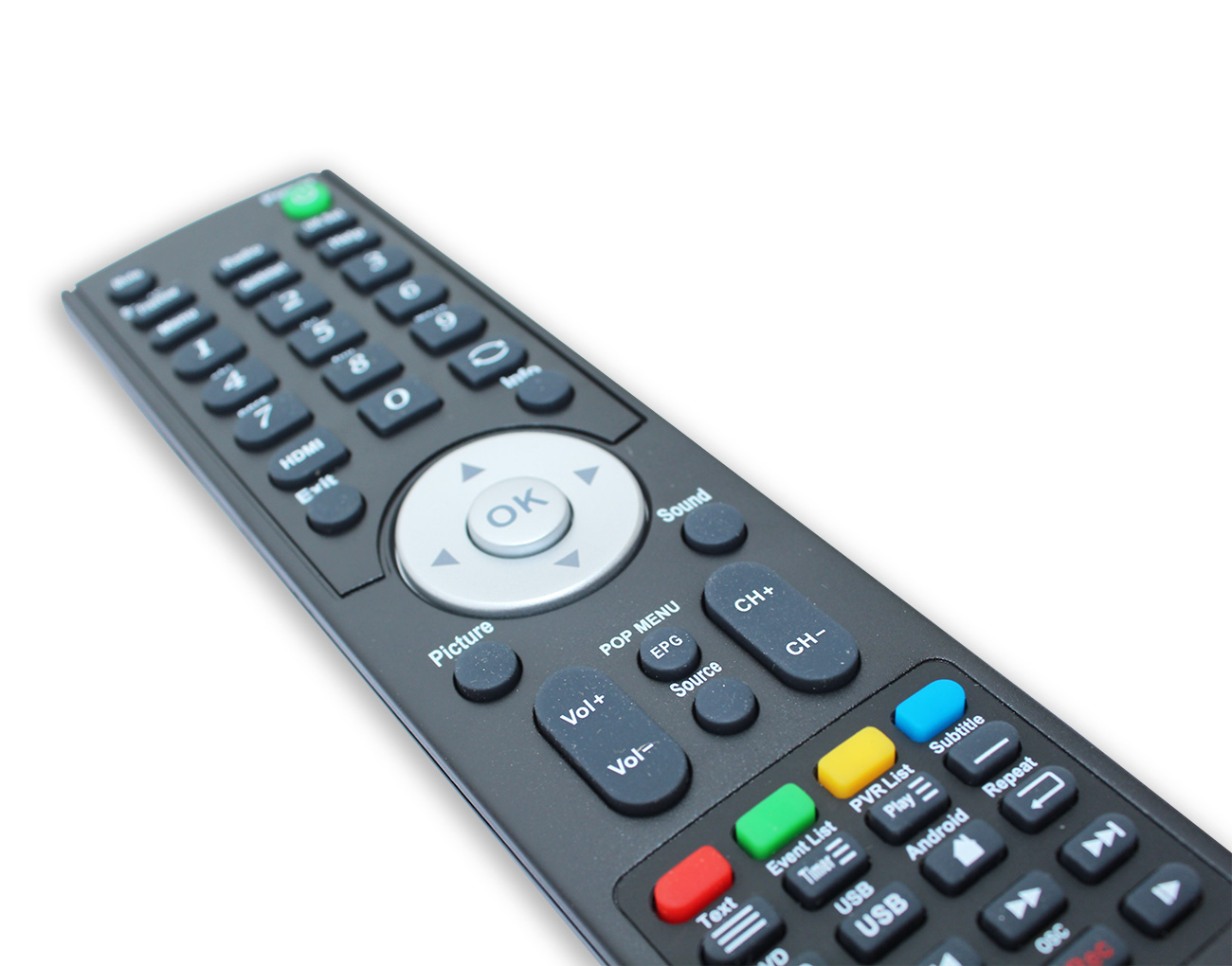 Replacement Remote Control (Current)