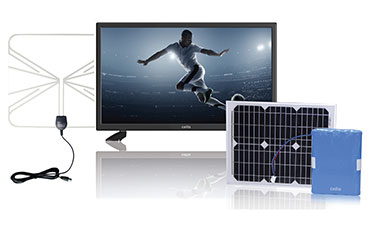 Cello-Solar-TV-Package