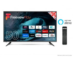 Cello Freeview Play Full HD Smart TV